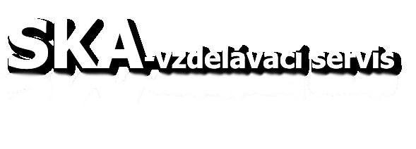 SKA-Vzdelávací servis Logo